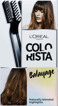 L'Oréal Paris, Colorista, efekt naturalnie przenikających się pasemek, balayage, 1 szt., nr kat. 256425