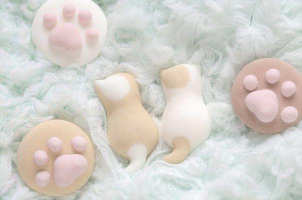 カップに浮かぶ猫マシュマロやねこの肉球マシュマロが手に入る!キディランド大阪梅田店で「ごろにゃーんウィーク フェア」開催