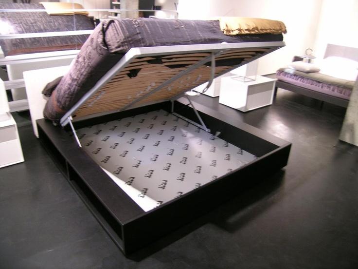 storage bed frame - Under Bed Storage Frame