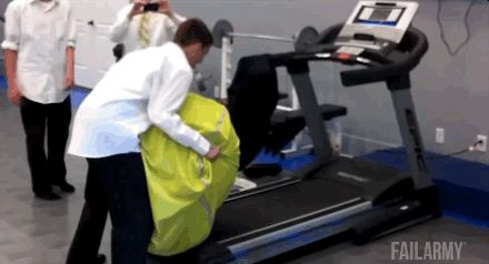 The class clown's final act. | 27 Of The Most Spectacular Gym Fails Ever