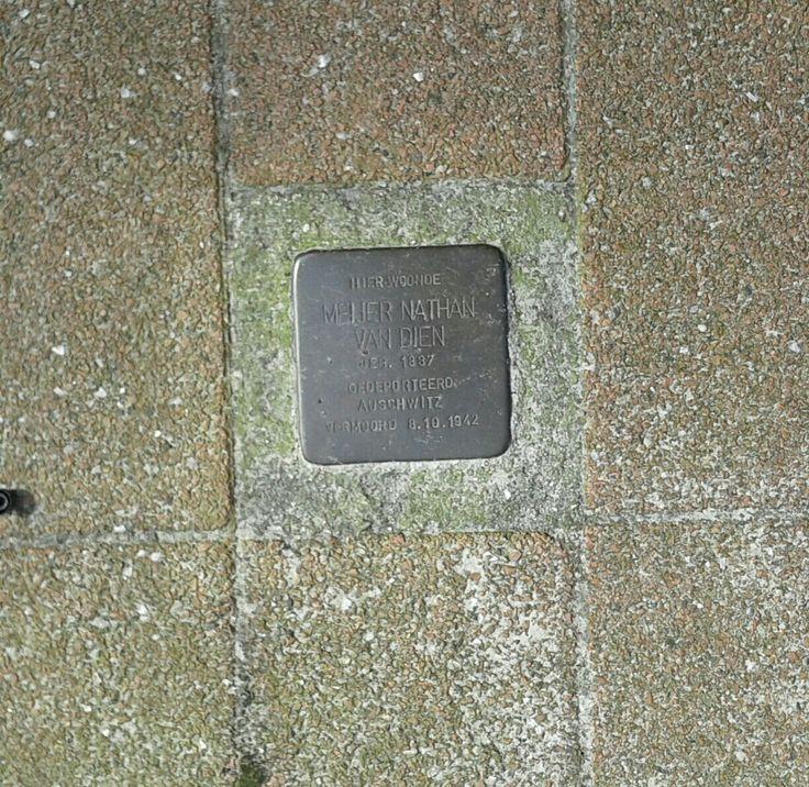 Jew from Emmen/Netherlands deported to Auschwitz