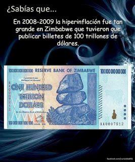El dólar zimbabuense fue la moneda oficial de Zimbabue desde el año 1980 hasta el 12 de abril de 2009. Se subdividía en 100 centavos. Reemplazó al dólar rodesiano, que había sido adoptado en 1970. Se abrevia normalmente con la muestra de dólar $, o Z$ con el fin de distinguirlo de otras monedas denominadas dólar.