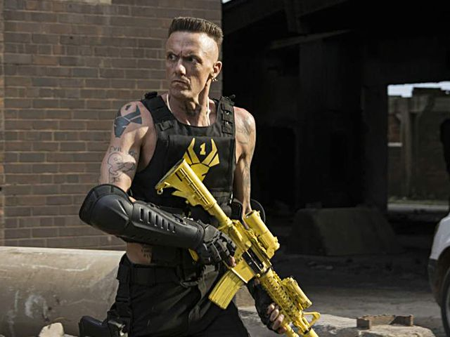 Ninja from Die Antwoord pissed everyone off on the set of CHAPPiE, from Dev Patel & Hugh Jackman to Neill Blomkamp!