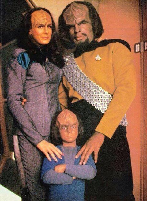 Klingon family ❤