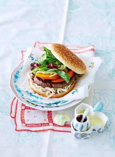 Burger für alle! - [LIVING AT HOME]