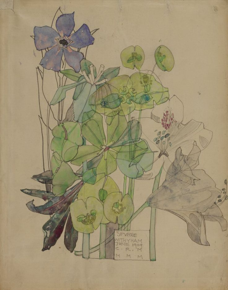 Hunterian Art Gallery Mackintosh collections: GLAHA 41006