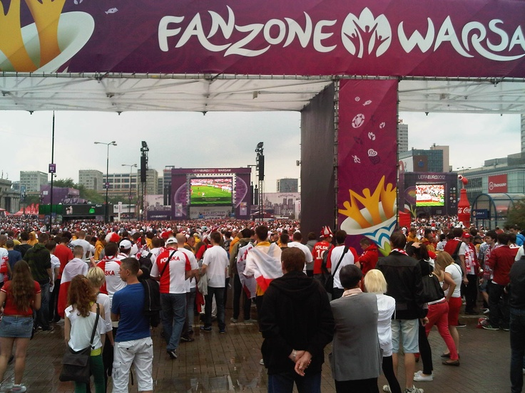 UEFA EURO 2012, Warsaw