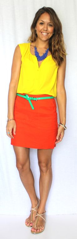 Canary Yellow — Js Everyday Fashion