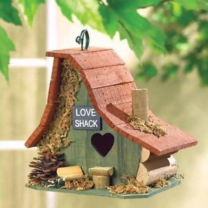 Home Sweet Home These nesting boxes and houses are suitable for bees, bats…