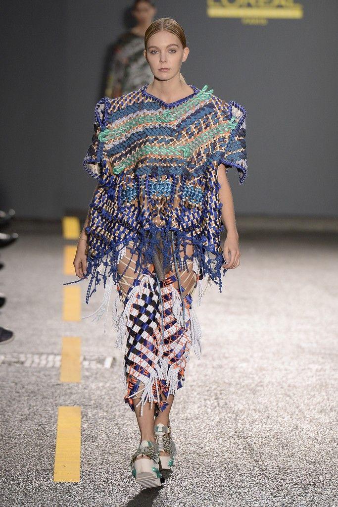 Central Saint Martins Hosts Annual BA Fashion Show - Slideshow --Quoi Alexander