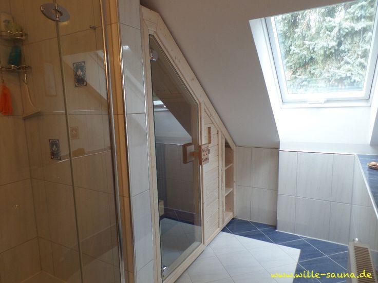 188 best Sauna images on Pinterest Bathrooms, Bathroom and - sauna fürs badezimmer