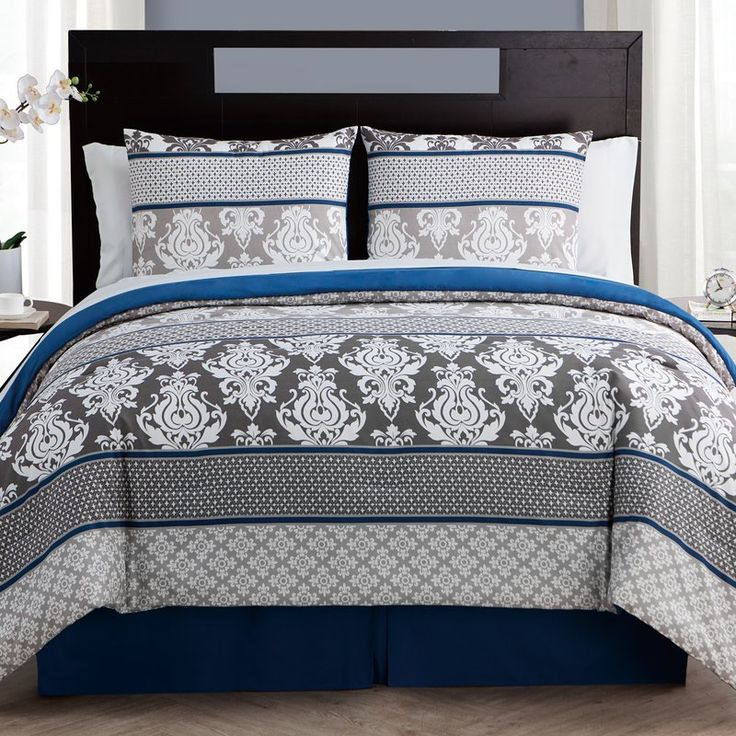 Ensemble d'édredon Overstreet Comforter sets, Complete