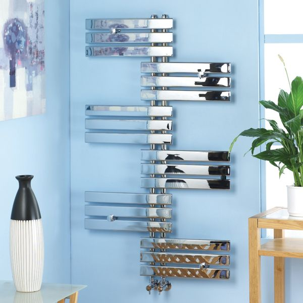 bathroom stylish towel rail - Google Search