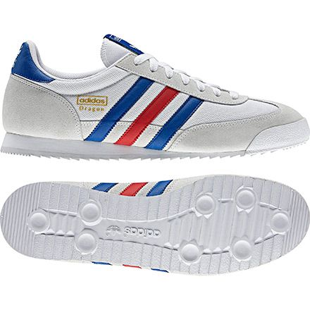 Adidas Dragon = Vintage + Sneakers + Mine very soon !