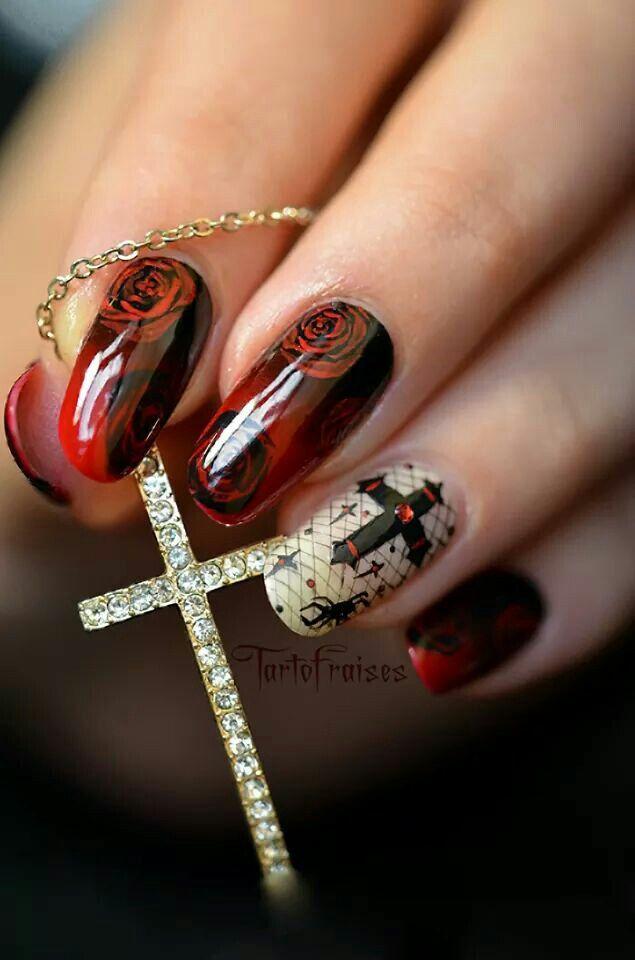Vörös és fekete démoni :)