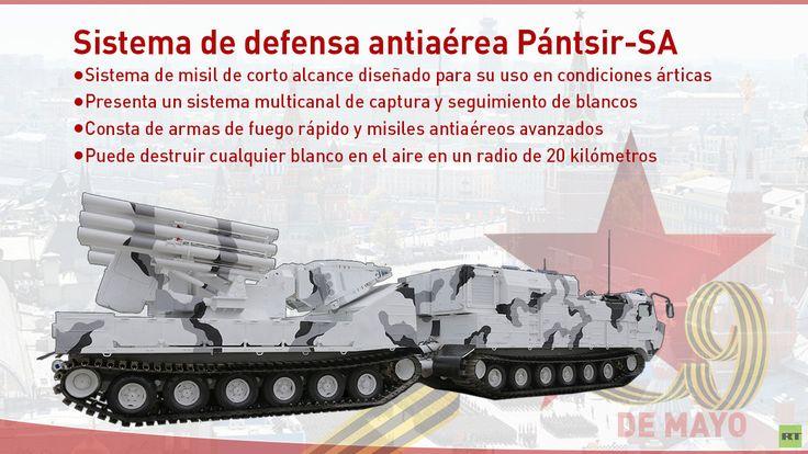 En la parada moscovita también participarán por primera vez los tanques T-72B3M, que ya fueron presentados en 2016. Estas unidades de guerra, que difieren de otras por sus modificaciones en el complejo de defensa dinámico Relikt, constan, además, del mejor cargador automático y de un motor más potente.  La versión T-72B3 es más conocida para el público, ya que estos tanques llevan varios años participando en campeonatos de biatlón de tanques.