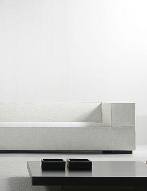 Roel Vandebeek for Sur en Plus | Border sofa