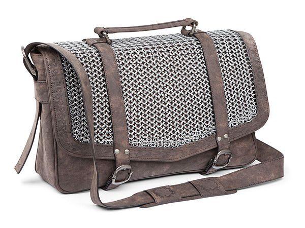 Ce sac en cotte de mailles vous permettra d'attendre la prochaine saison de GoT