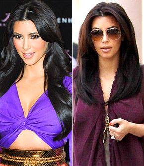 the one on the right i so want as my next haircut