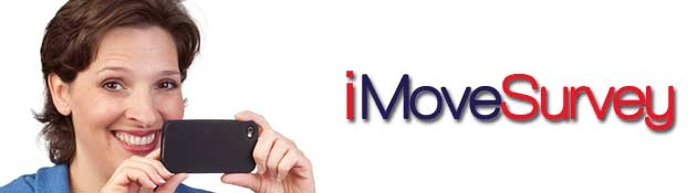 iMoveSurvey for removals quotes using your smartphone or laptop
