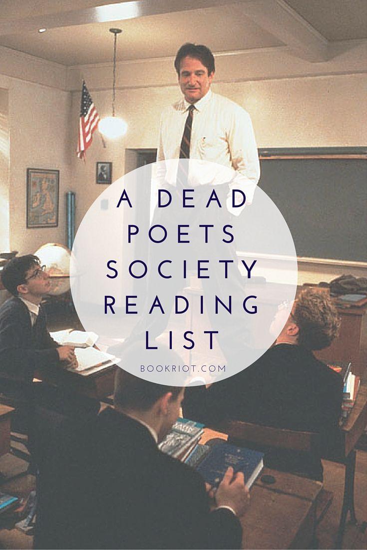 dead poets society the value of professor keatings teaching Critique of keating's teaching methods in dead poets society - in  virtue and value(1)  professor keatings,.
