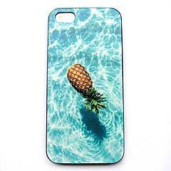 caso duro ananas modello per iphone 4 / 4s