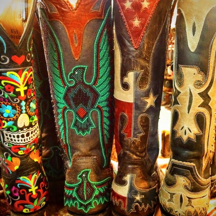 The Joker makes 4 of a Kind! That's a winning hand! These and over 50 other styles of Old Gringo Boots available on texasbootcompany.com