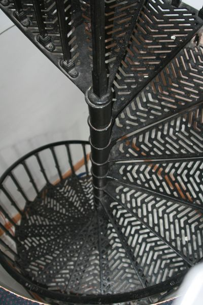 Antique Cast Iron Spiral Staircase 5931 Spiral Staircase Iron