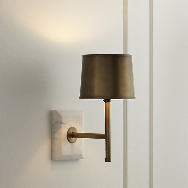 Astor brass sconce brass sconcecandle sconceswall sconcesmirrorskitchen lightinghall