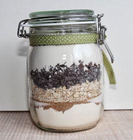 mm creative cookies im glas mit rezept cookies im glas. Black Bedroom Furniture Sets. Home Design Ideas