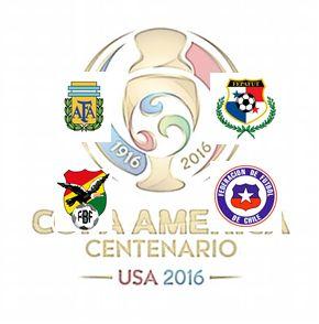 Café y Fútbol: Copa América Centenario Grupo D