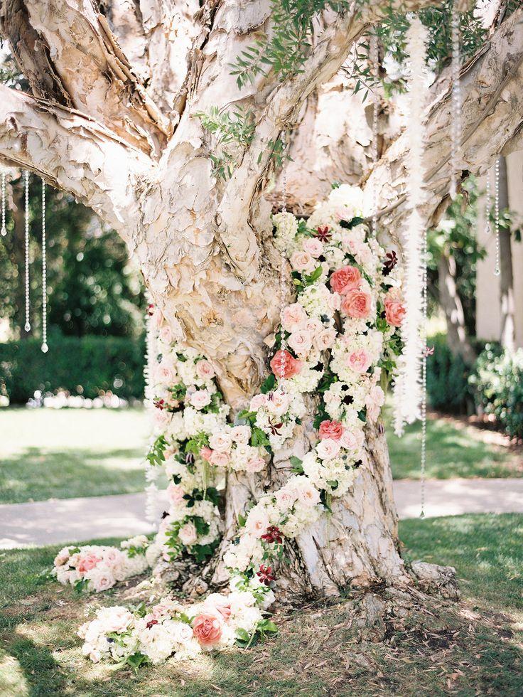 Blumendeko hochzeit 60 inspirierende vorschl ge deko for Deko outdoor