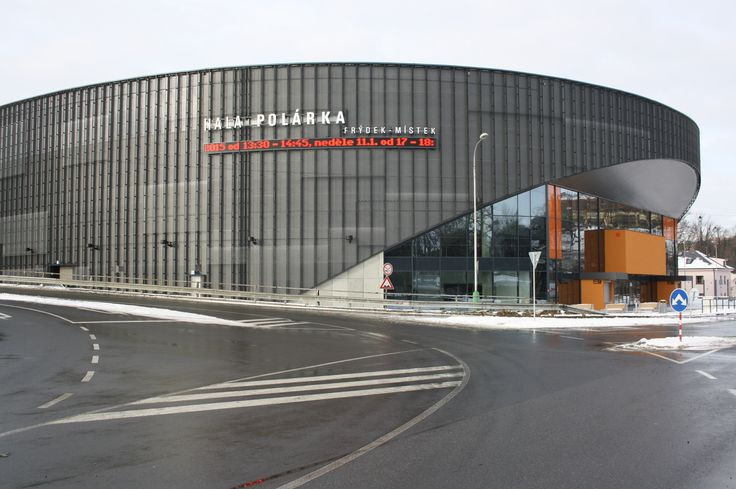 Hala Polárka, Frýdek-Místek