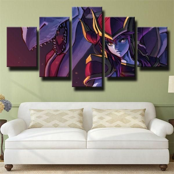 Dota 2 Medusa In 2020 Canvas Art Wall Decor Wall Art Canvas Prints Wall Art Decor