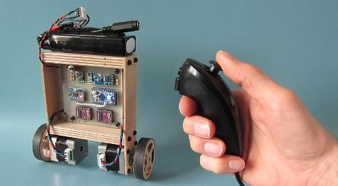 Self Balancing - Arduino MPU6050 DMP Doovi