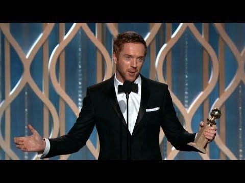 Best Actor - TV Series, Drama: Damian Lewis - Golden Globe Awards