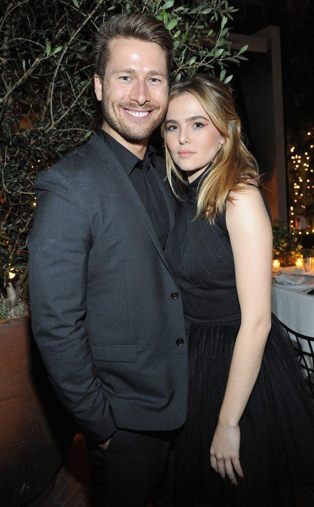 Nina dobrev and glen powell dating