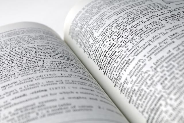 Pick the Correct Word for Each Definition | Mental Floss