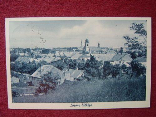 Slovakia Lucenec Hungary Losonc 1939 | eBay