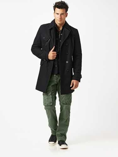 Куртка к брюкам карго