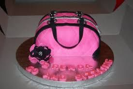 Image result for 50th birthday cakes pink