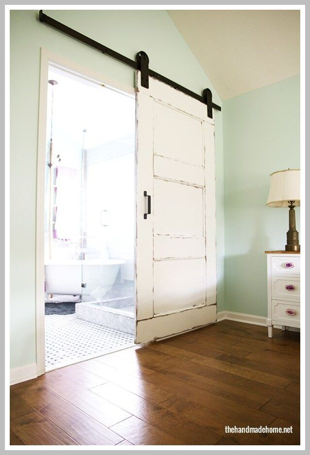 Pin On Interior Door Antique Transitional Style