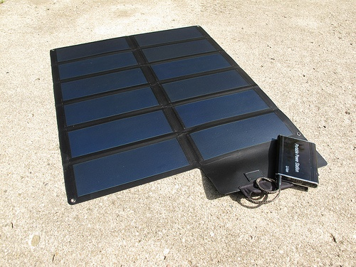 9 best images about portable folding solar panel kits on pinterest popular portable solar - Devices burn energy even turned off ...