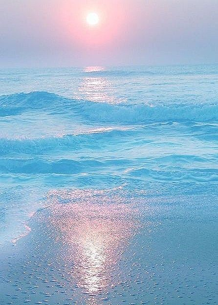 Beautiful sea.