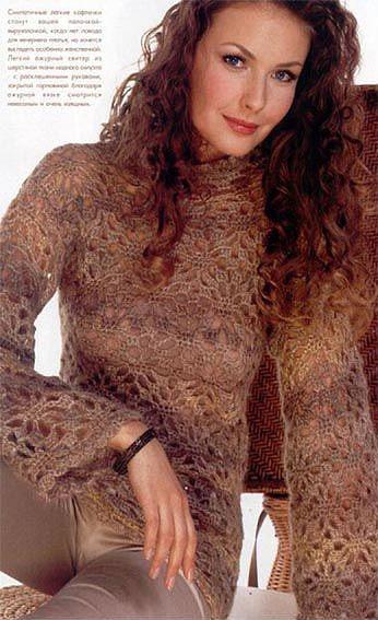 Graficos y Crochet: Tunicas