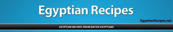 Egyptian Food Recipes