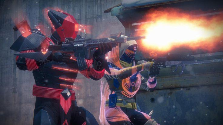 Destiny Update Coming In Mid-February Addresses Crucible Balance Issues #GamesEtc - http://wp.me/p6qjkV-mu7  #Art