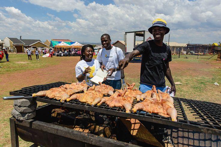 Students create market to help sustain orphanage | Enactus