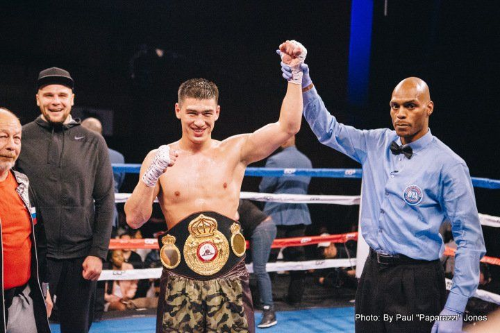 Bivol Breaks Down Clarkson Continues to Rise Through the Light Heavyweight Ranks