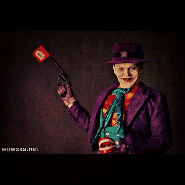 Joker Jack Nicholson DX08 by Hot Toys